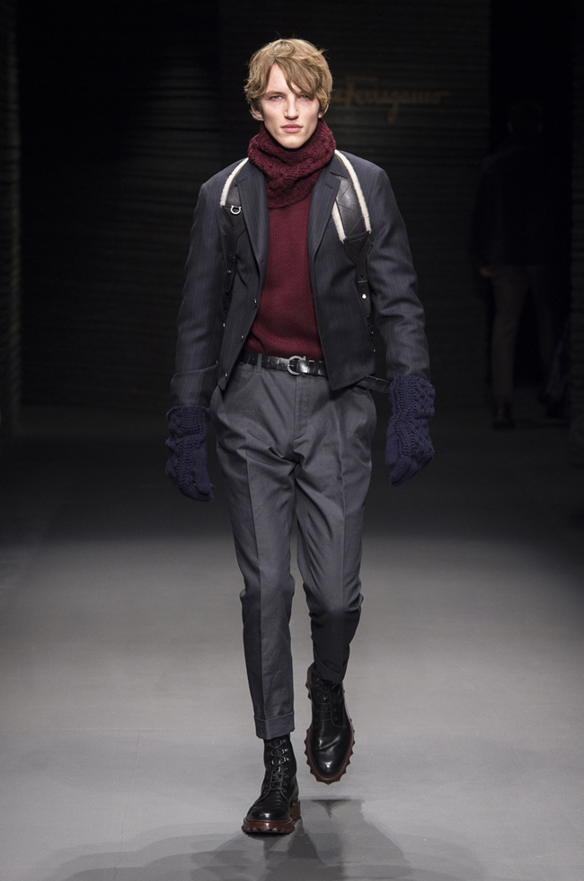 Salvatore Ferragamo Fall/Winter 2017-2018 collection