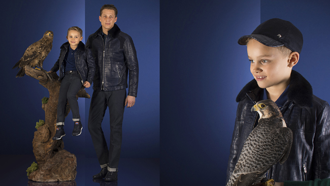 Stefano Ricci Junior Fall/Winter 2017-2018 collection