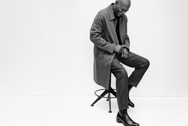 Samuel L. Jackson for Brioni
