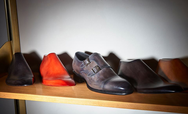 Sansoni - bespoke Italian shoes