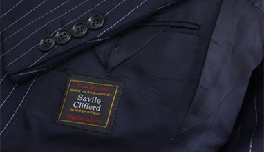 Savile Clifford - high quality fabrics for formalwear and tailoring