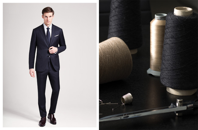 Scabal Autumn/Winter 2017-2018 collection