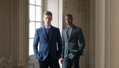 The bespoke tailoring programme at the London College of Fashion
