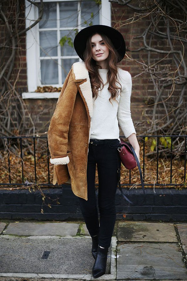 The Fashionable World of SheepSkin