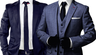 The basics of the tailored suit - what you should know