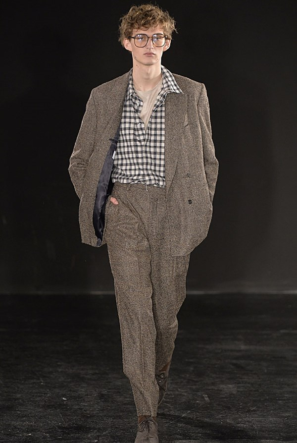 E.Tautz Fall/Winter 2017-2018 collection