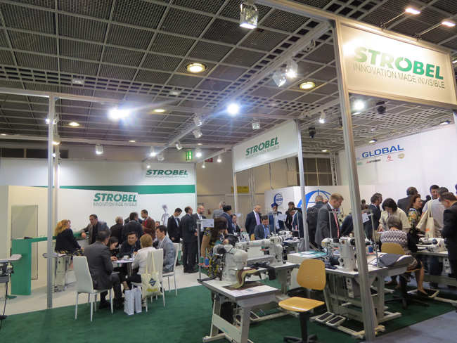 Techtextil and Texprocess 2017: Visitor and exhibitor records