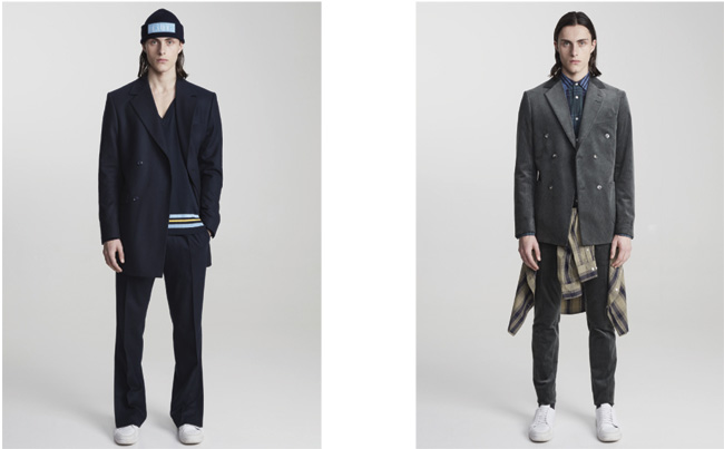 Tiger of Sweden Autumn/Winter 2017 collection