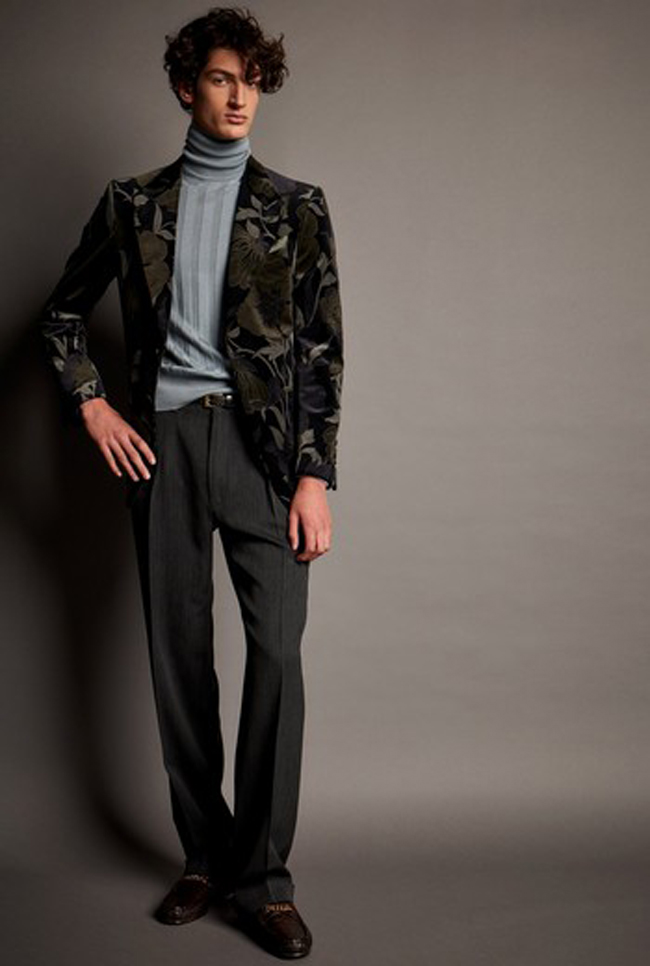Tom Ford Autumn/Winter 2017-2018 collection