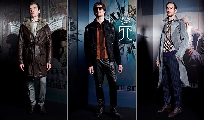 Trussardi Fall/Winter 2017-2018 collection