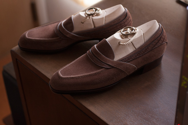 Japanese bespoke shoes by TYE Shoemaker