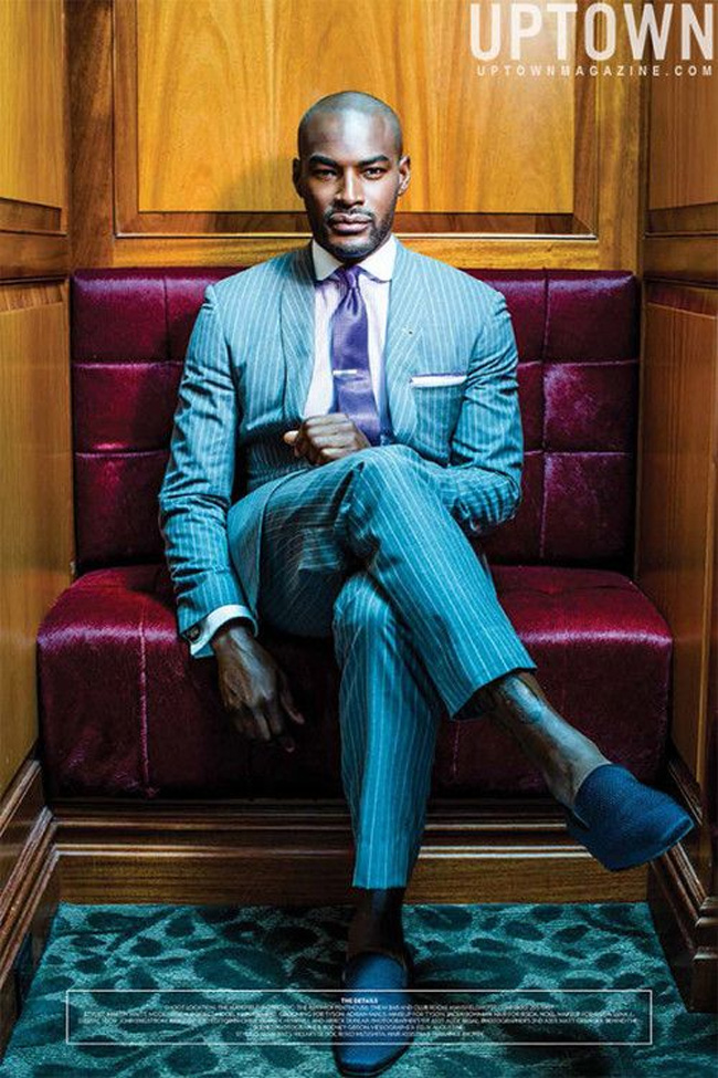 Tyson Beckford - the most successful black male model