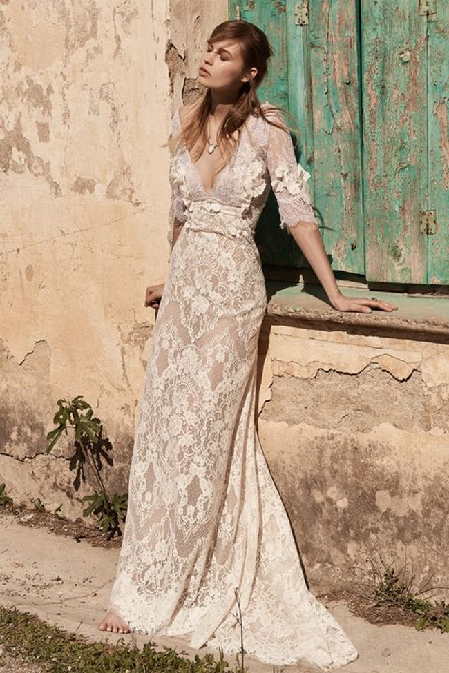 Elegant But Simple Wedding Dresses For The Bride Who Wants a Refined Look
