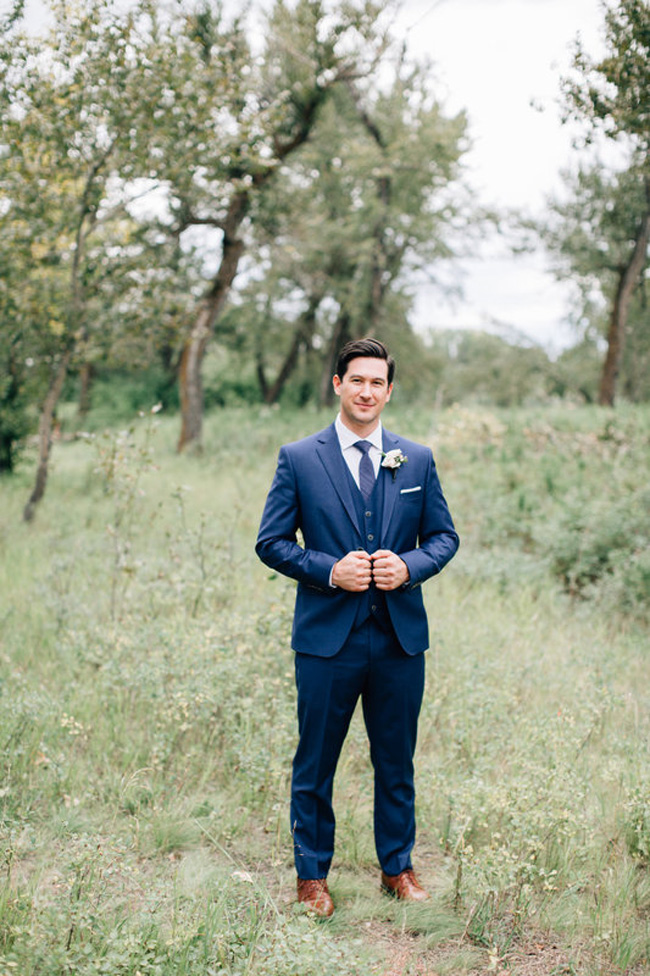 Tips for buying a wedding suit by Ed Williams
