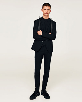 ZARA suits collection for Fall/Winter 2017