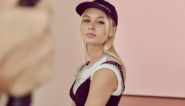 A fierce and feminine collection: ZARA LARSSON >< H&M