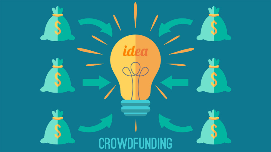 Crowdfunding sites