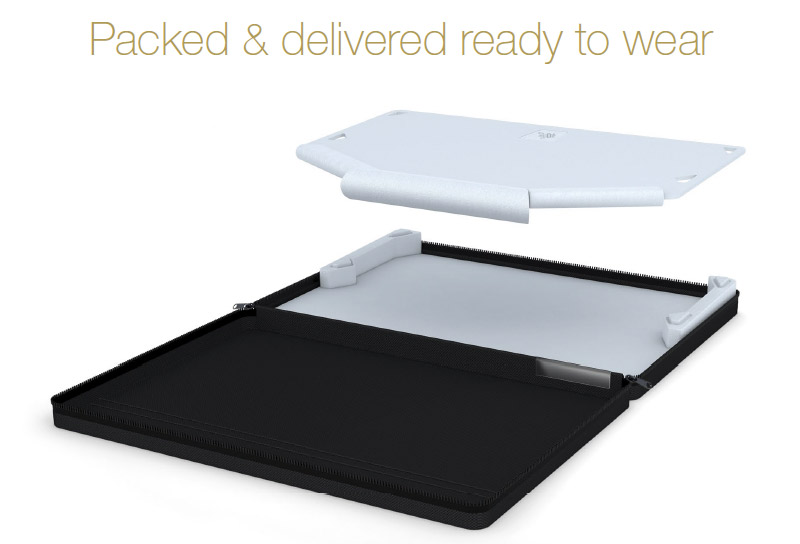 Why is SuitPack Tailored the best solution for suit packing at the moment