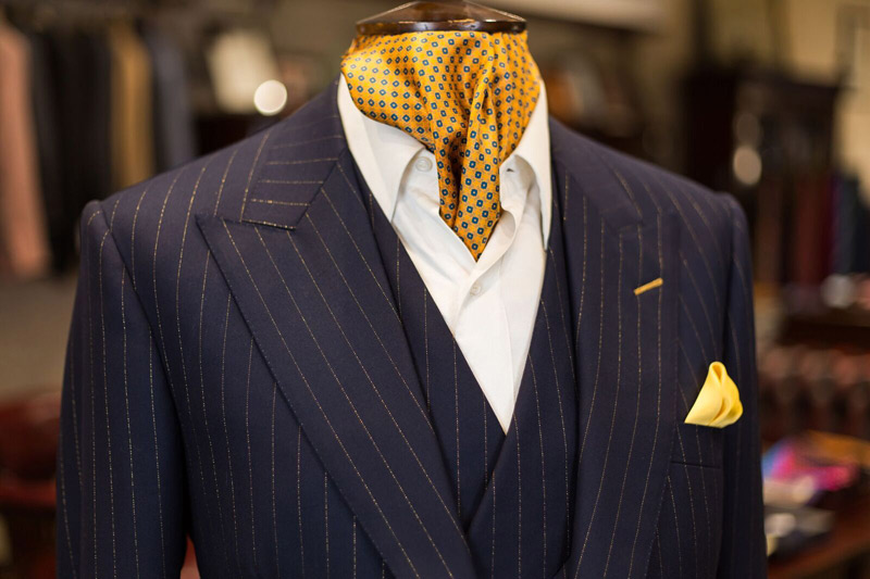 Savile Row Bespoke Tailors Course