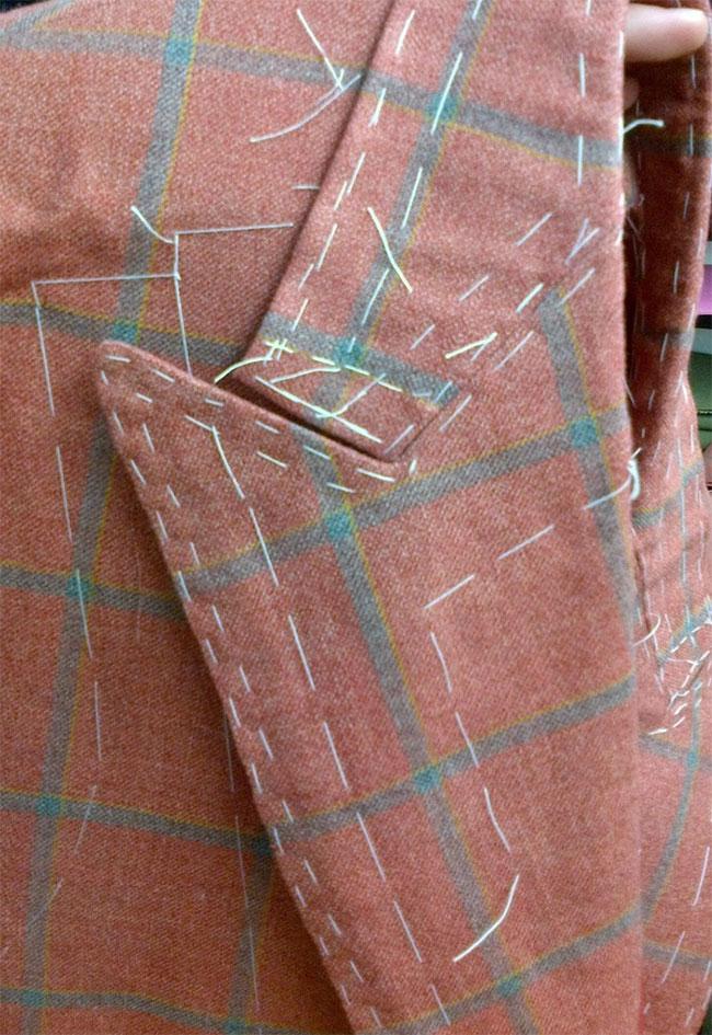 Bespoke tailoring by Anderson & Shepard