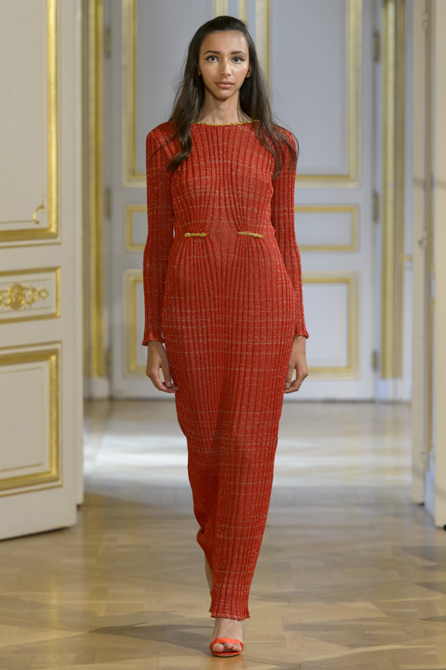 Maria Aristidou Autumn/Winter 2018-2019 couture collection