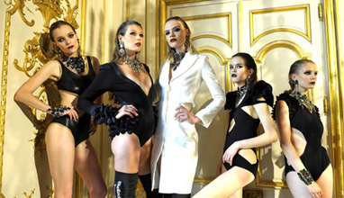 BaroQco during Haute Couture Paris Fashion Week