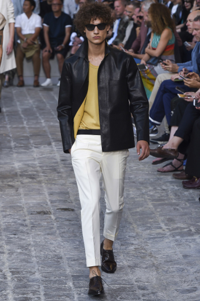 Berluti Spring/Summer 2018 collection