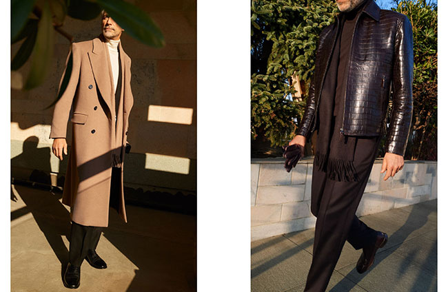 Brioni Fall/Winter 2018 collection