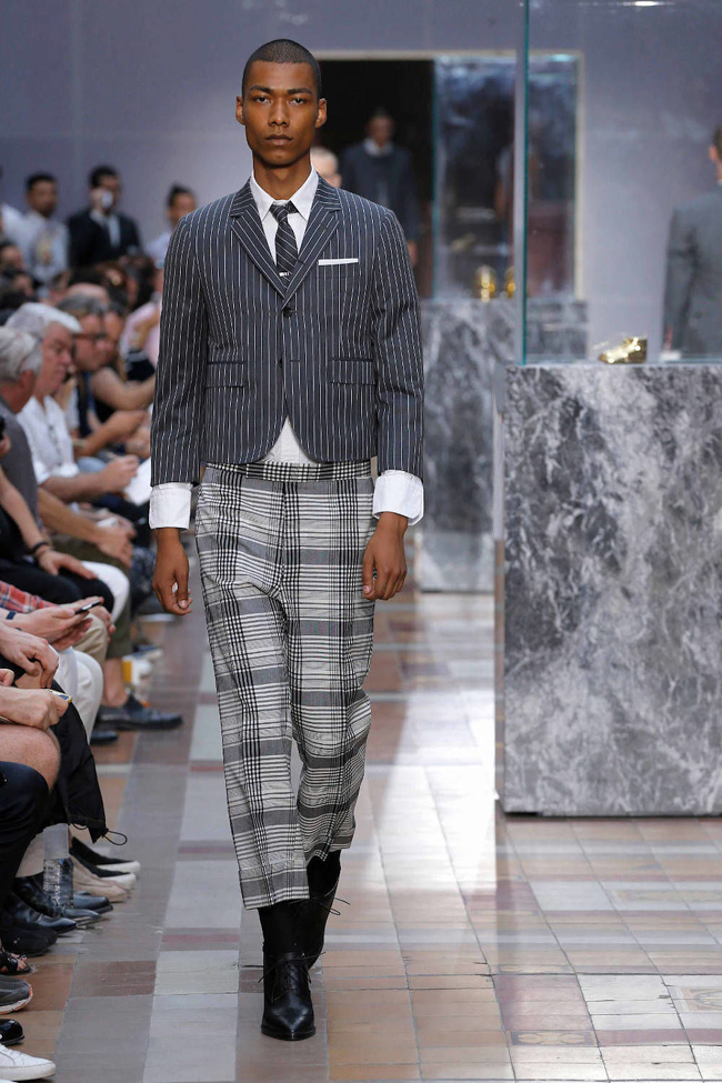 Thom Browne Spring/Summer 2018 collection