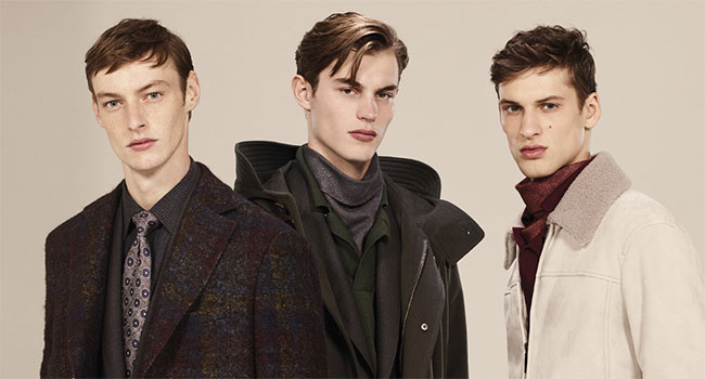 Canali Fall/Winter 2018-2019 collection