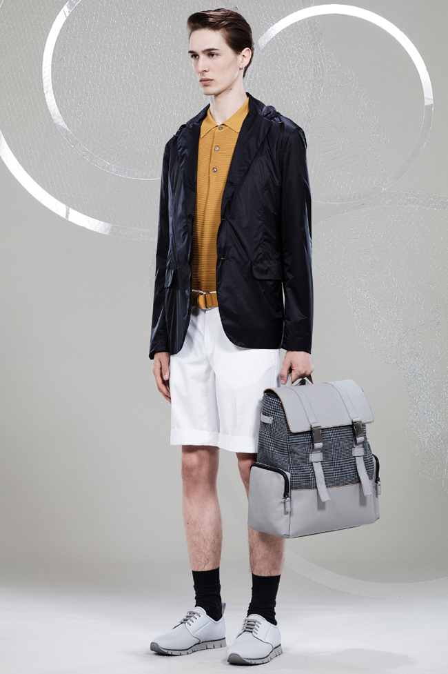 Canali Spring/Summer 2018 collection - The Impeccable Traveler