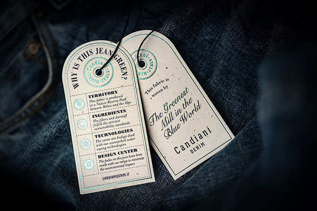 ReLAST: the Super-Smart GOTS and GRS certified Stretch Denim from Candiani with ROICA™