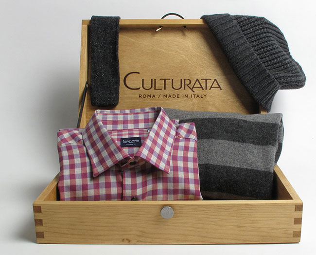 Culturata - Italian designed and made shirts