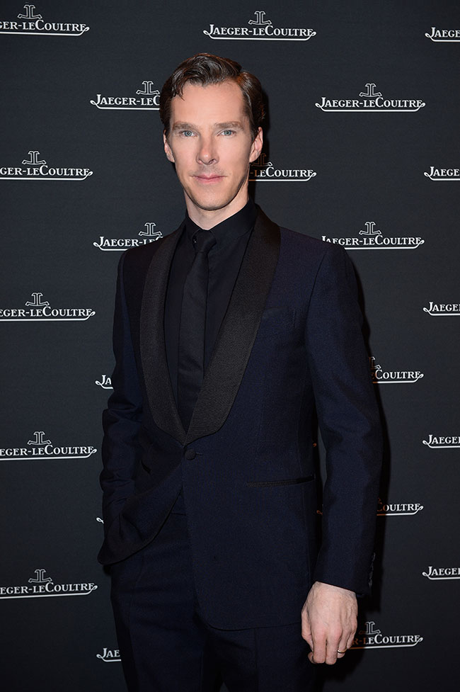 Benedict Cumberbatch - the new brand ambassador of Jaeger LeCoultre