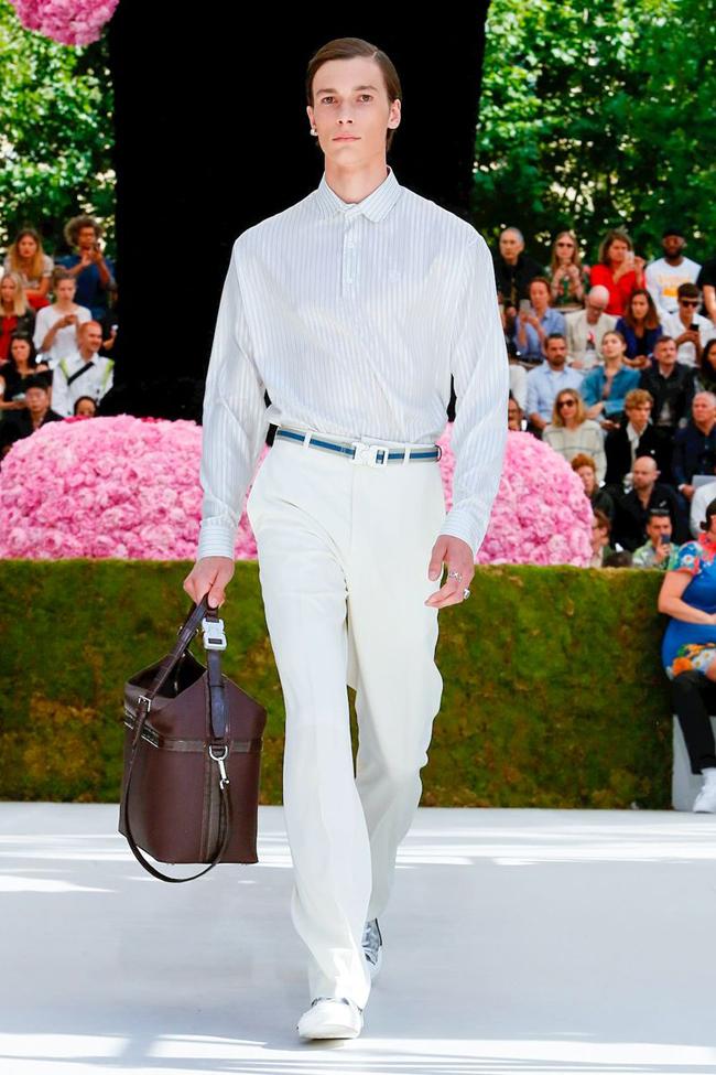 The Unforgettable Dior Homme Show at Paris Men's Fashion Week
