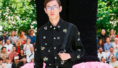 The Unforgettable Dior Homme Show at Paris Men's Fashion Week