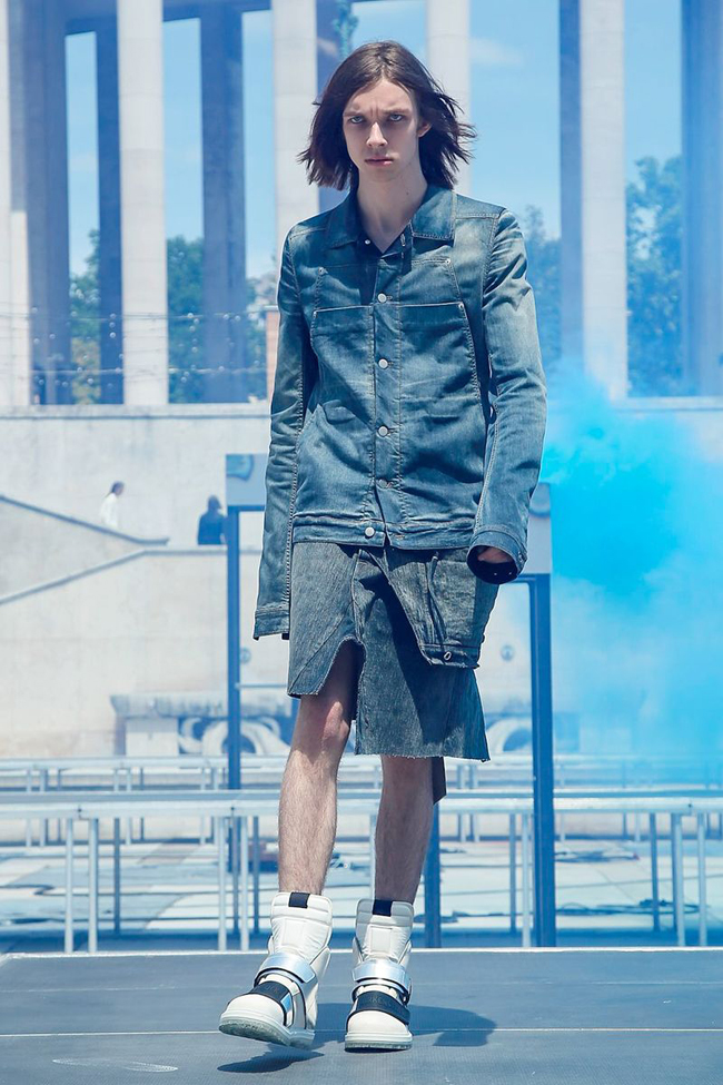 Rick Owens and The Balancing Act between Drama and Deconstruction at Paris Men's Fashion Week