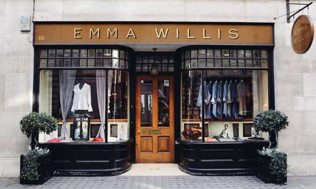 Bespoke British Shirts by Emma Willis