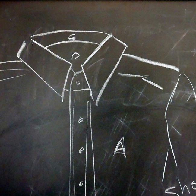 Bespoke British Shirts by Emma Willis