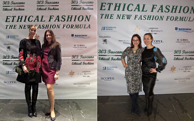303 TUSCANS – certificate for ETHICAL FASHION