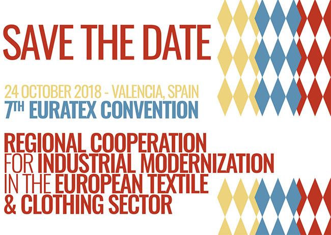The pivotal role of regional cooperation for the long-term growth of the European textile and clothing sector