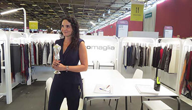 Euromaglia received the 303 Tuscans Ethical Fashion award