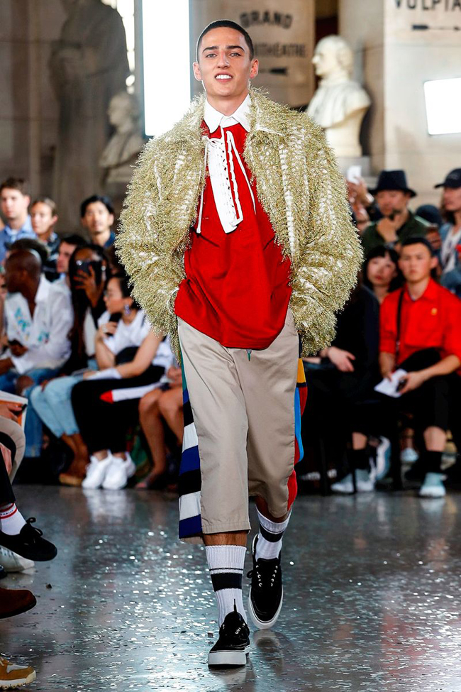 How Facetasm Fascinated Us at Paris Men's Fashion Week 2019