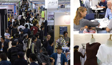 Fashion World Tokyo -  a wide range of elements, from fashion sourcing to brands exhibits since its first launch