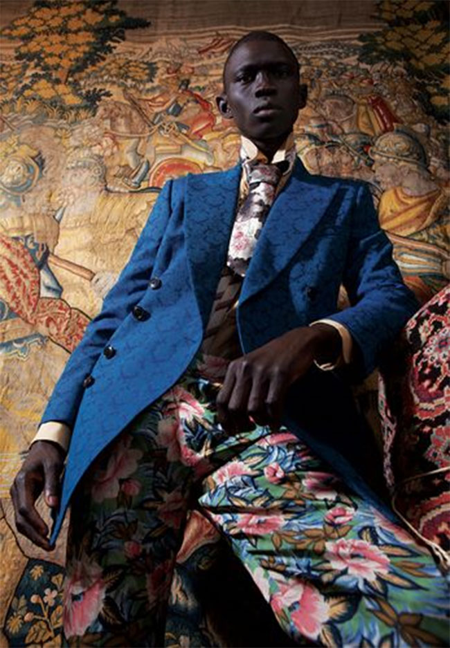 Fernando Cabral - Portuguese male model