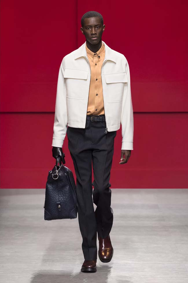 Salvatore Ferragamo Fall/Winter 2018-2019 collection