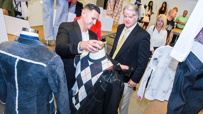 Study in FIDM - Earn an Advanced Degree in Fashion Menswear
