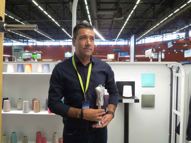 Fifitex SMBM received the 303 Tuscans Ethical Fashion award in Paris