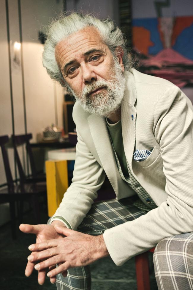 Alessandro Gilles p/e 2018: l' eleganza senza tempo raccontata dai protagonisti della tradizione salernitana
