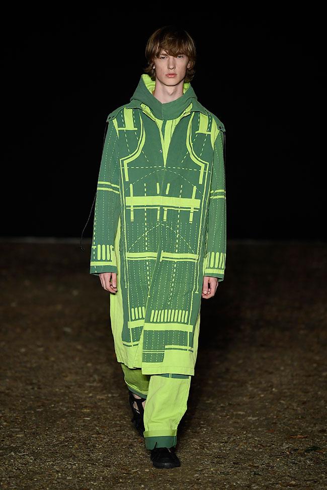 Pitti Immagine Uomo 94 presenta CRAIG GREEN